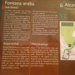 FONTANA ARABA ALCAMO CENTRO STORICO